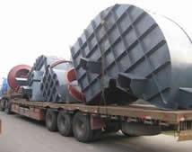 宝钢锅炉风机项目